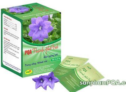Sản phẩm PQA Thanh phế trà - Ho hen